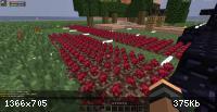 Как сажать адский нарост в minecraft 25